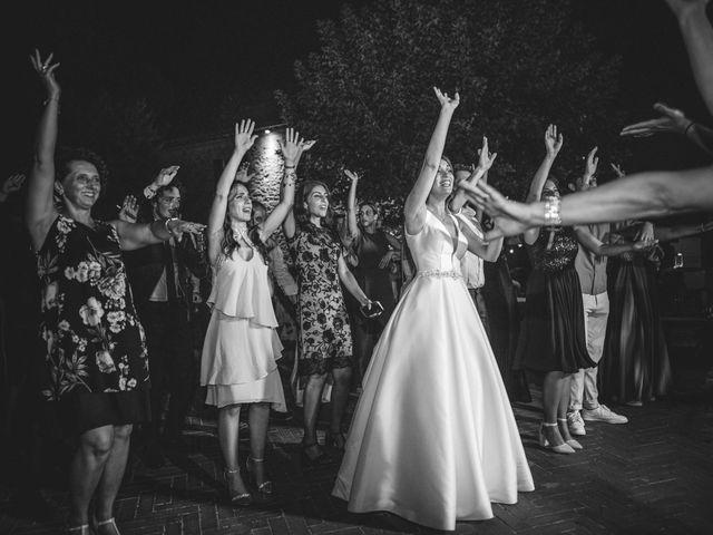 Il matrimonio di Federica e Andi a San Gimignano, Siena 77