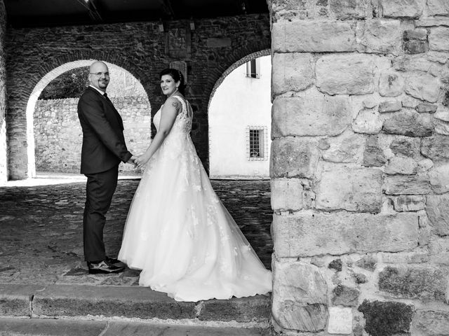 Il matrimonio di Alberto e Sara a Arquà Petrarca, Padova 6