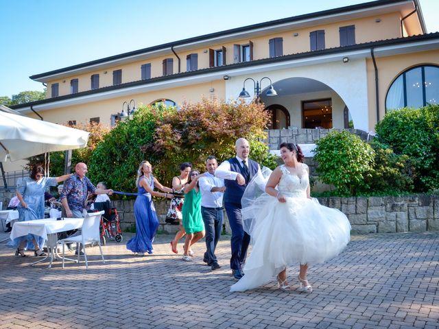 Il matrimonio di Alberto e Sara a Arquà Petrarca, Padova 9