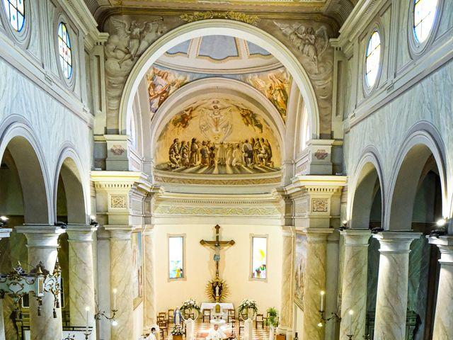 Il matrimonio di Alberto e Sara a Arquà Petrarca, Padova 11