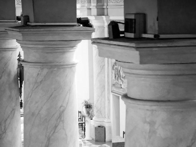 Il matrimonio di Alberto e Sara a Arquà Petrarca, Padova 12