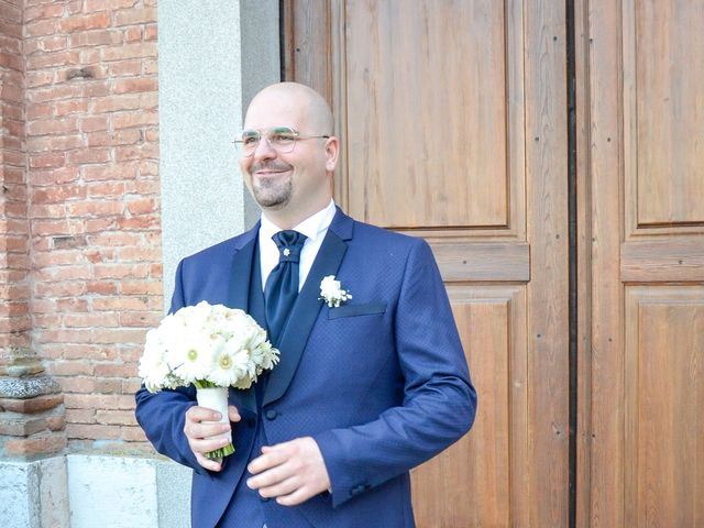 Il matrimonio di Alberto e Sara a Arquà Petrarca, Padova 15