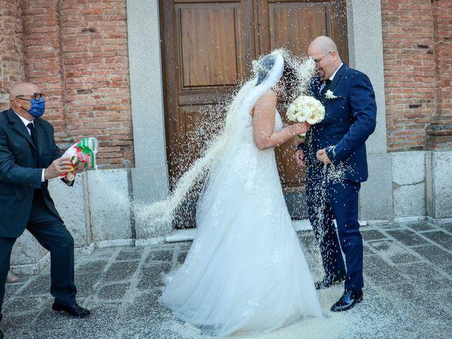 Il matrimonio di Alberto e Sara a Arquà Petrarca, Padova 17