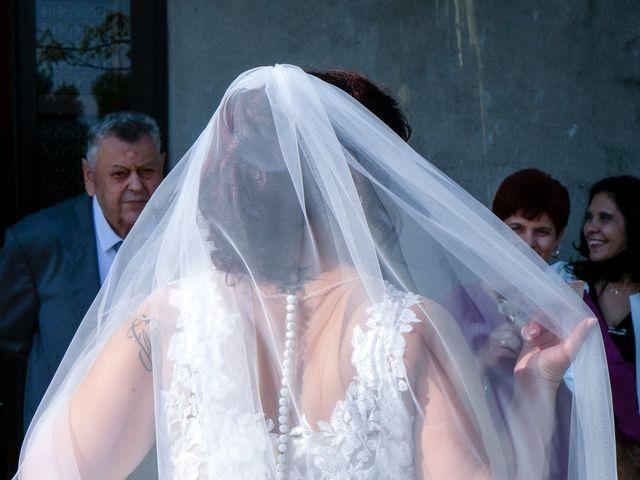 Il matrimonio di Alberto e Sara a Arquà Petrarca, Padova 19