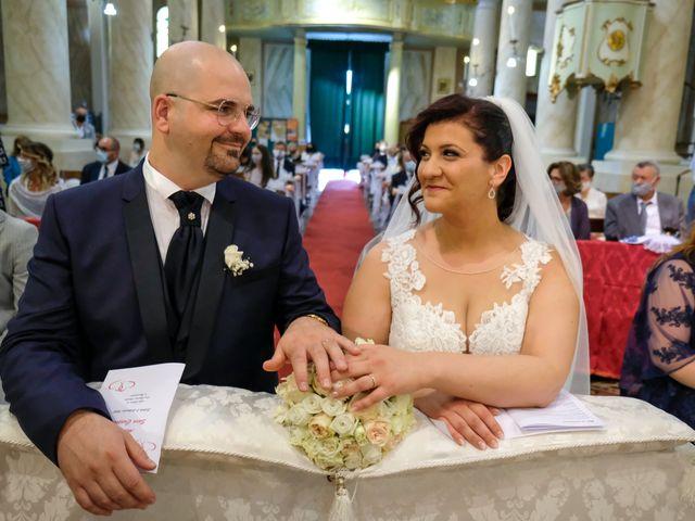 Il matrimonio di Alberto e Sara a Arquà Petrarca, Padova 20