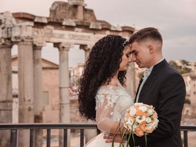 Le nozze di Lucrezia e Loris