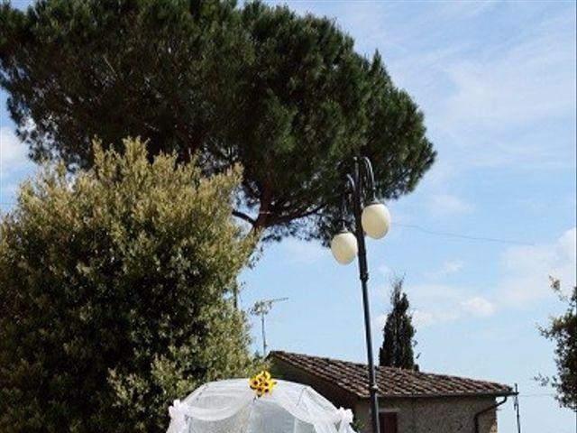 Il matrimonio di Stefano e Sandra a Castiglion Fiorentino, Arezzo 3