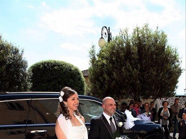 Il matrimonio di Stefano e Sandra a Castiglion Fiorentino, Arezzo 5