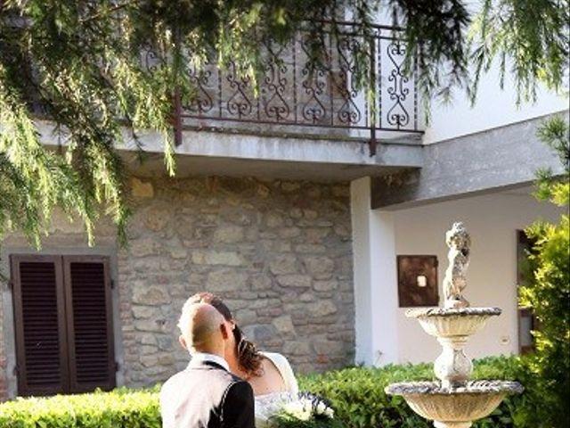 Il matrimonio di Stefano e Sandra a Castiglion Fiorentino, Arezzo 9