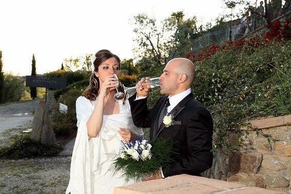 Il matrimonio di Stefano e Sandra a Castiglion Fiorentino, Arezzo 11