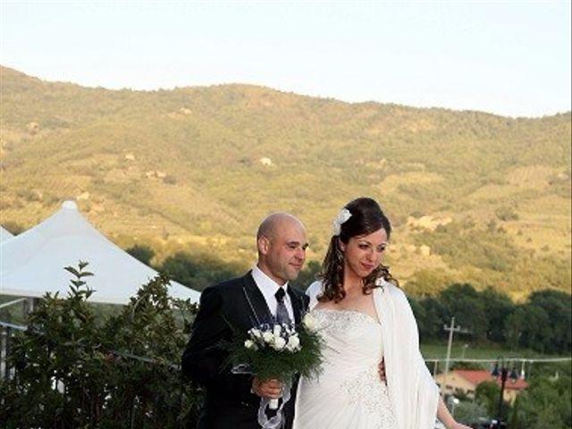Il matrimonio di Stefano e Sandra a Castiglion Fiorentino, Arezzo 12
