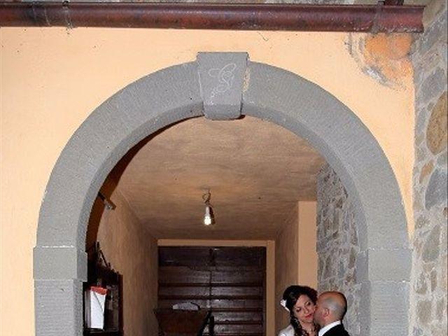Il matrimonio di Stefano e Sandra a Castiglion Fiorentino, Arezzo 16