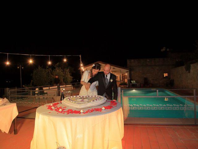 Il matrimonio di Stefano e Sandra a Castiglion Fiorentino, Arezzo 18