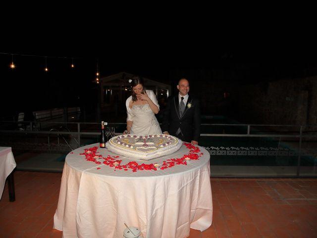 Il matrimonio di Stefano e Sandra a Castiglion Fiorentino, Arezzo 19