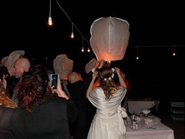Il matrimonio di Stefano e Sandra a Castiglion Fiorentino, Arezzo 20
