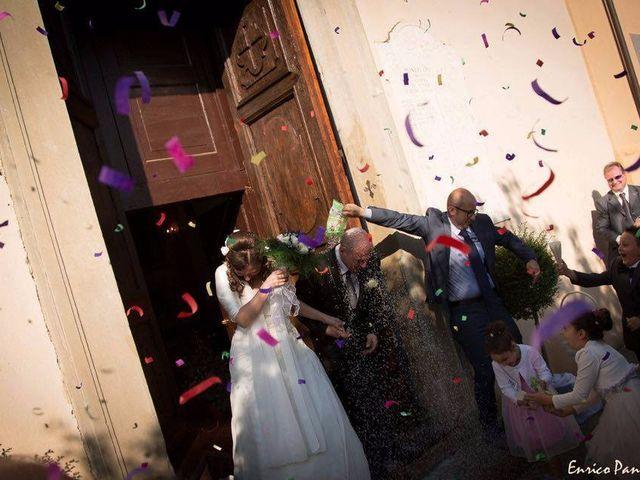 Il matrimonio di Stefano e Sandra a Castiglion Fiorentino, Arezzo 22