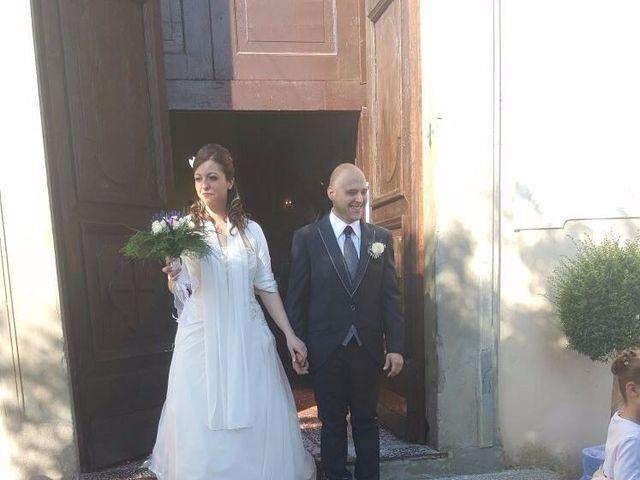 Il matrimonio di Stefano e Sandra a Castiglion Fiorentino, Arezzo 23
