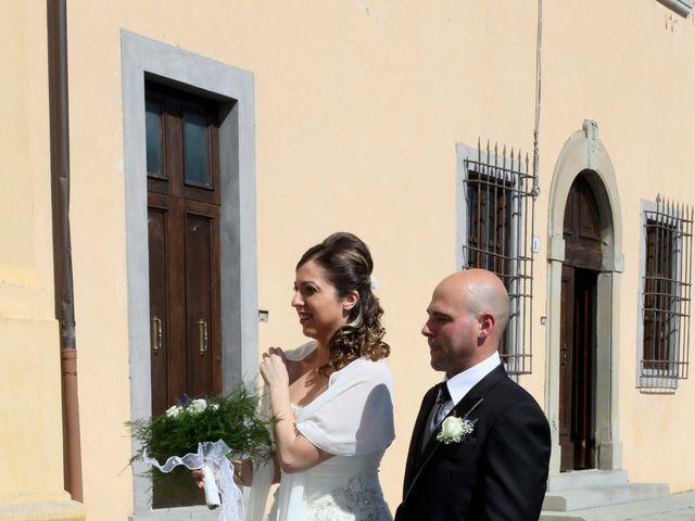 Il matrimonio di Stefano e Sandra a Castiglion Fiorentino, Arezzo 29