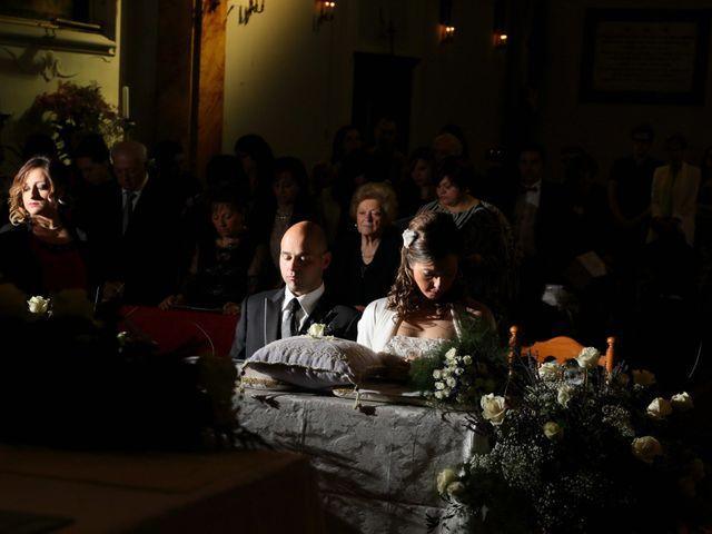 Il matrimonio di Stefano e Sandra a Castiglion Fiorentino, Arezzo 30