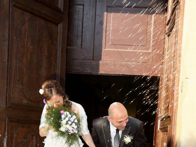 Il matrimonio di Stefano e Sandra a Castiglion Fiorentino, Arezzo 31