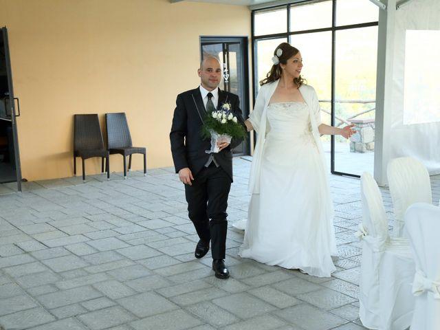 Il matrimonio di Stefano e Sandra a Castiglion Fiorentino, Arezzo 35