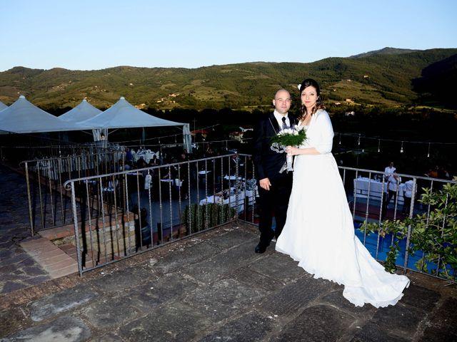 Il matrimonio di Stefano e Sandra a Castiglion Fiorentino, Arezzo 36