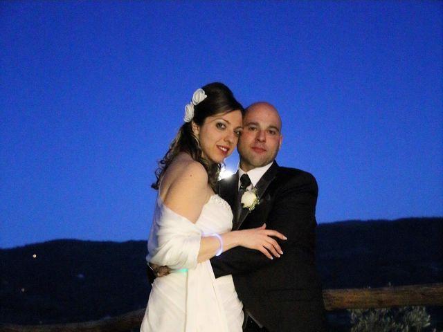 Il matrimonio di Stefano e Sandra a Castiglion Fiorentino, Arezzo 40