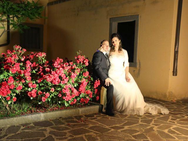 Il matrimonio di Stefano e Sandra a Castiglion Fiorentino, Arezzo 42