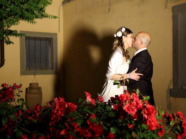 Il matrimonio di Stefano e Sandra a Castiglion Fiorentino, Arezzo 43