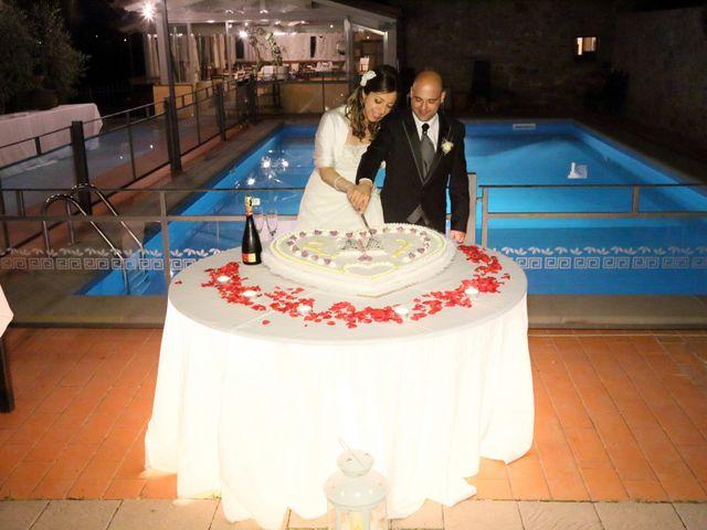 Il matrimonio di Stefano e Sandra a Castiglion Fiorentino, Arezzo 45