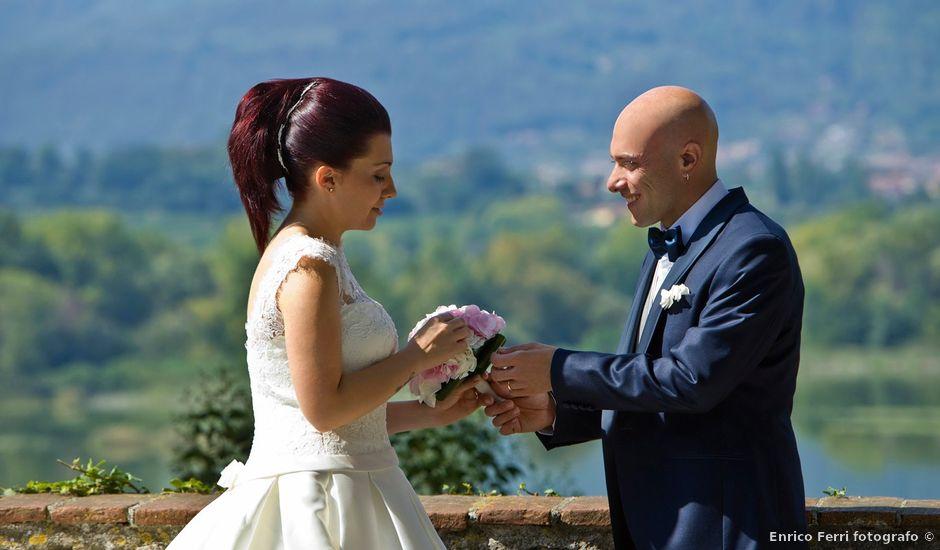 Il matrimonio di Angelo e Giulia a Ghedi, Brescia
