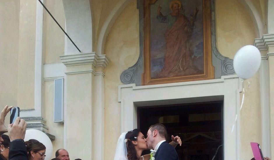 Il matrimonio di Lino e Alessandra a Gornate-Olona, Varese