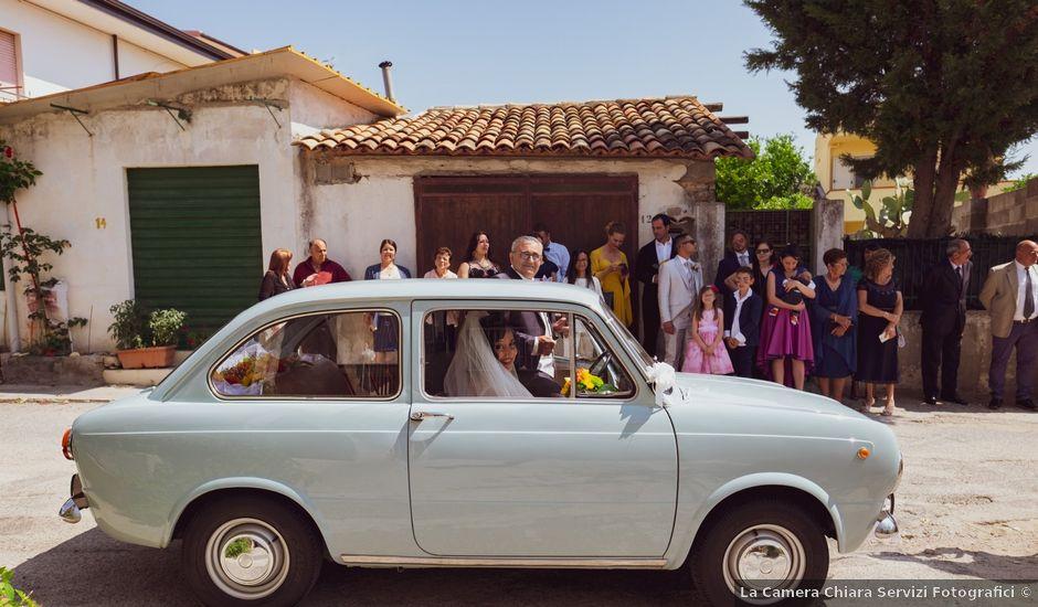 Il matrimonio di Paride e Giulia a Bovalino, Reggio Calabria