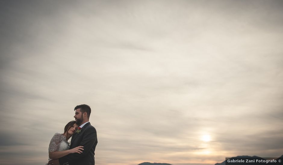 Il matrimonio di Marco e Francesca a Lerici, La Spezia