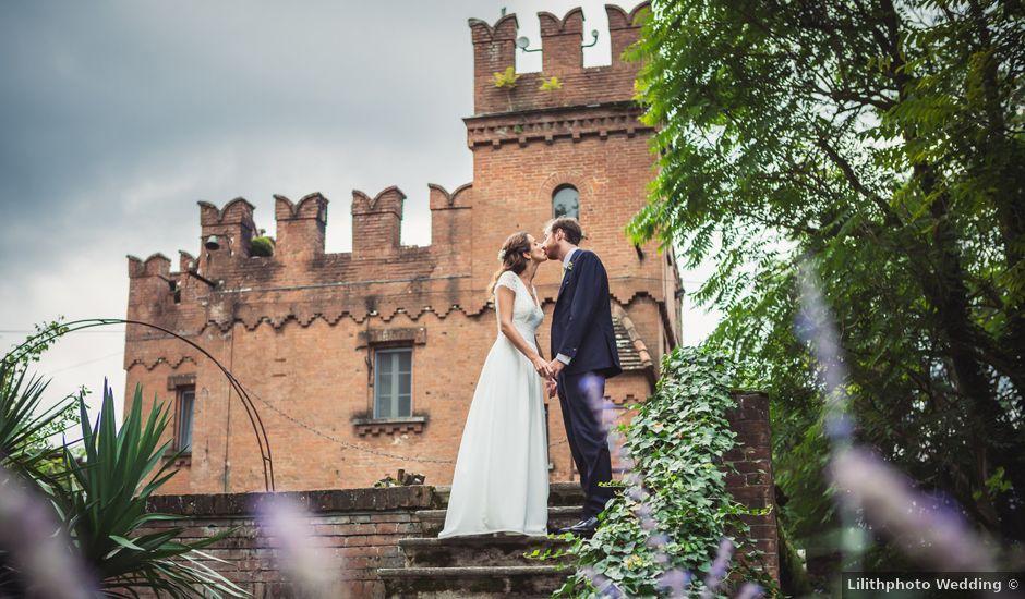 Il matrimonio di Giuseppe e Francesca a Piovera, Alessandria