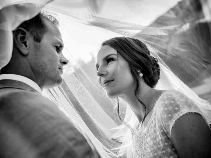 Le nozze di Thea e Mads