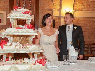 Le nozze di Irene e Davide