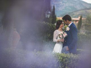 Le nozze di Anouk e Marco