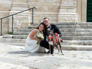 Le nozze di Caterina e Diego