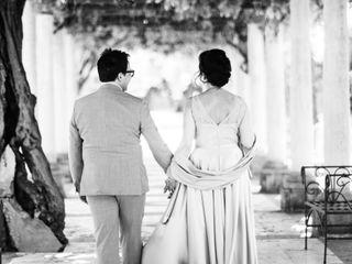 Le nozze di Kateline e Dirk 1
