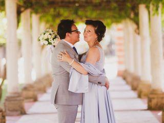 Le nozze di Kateline e Dirk 2