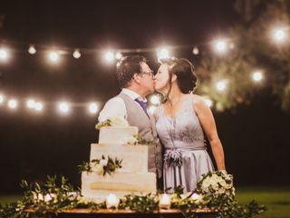 Le nozze di Kateline e Dirk