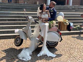 Le nozze di Elisa e Carlo Maria