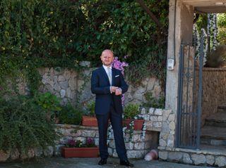 Le nozze di Lubna e Francesco 1
