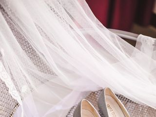 Le nozze di Michelle e Fraizer 2