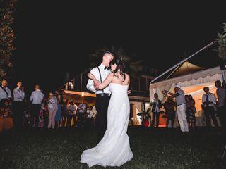 Le nozze di Michelle e Fraizer