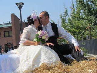 Le nozze di Barbara e Fabio