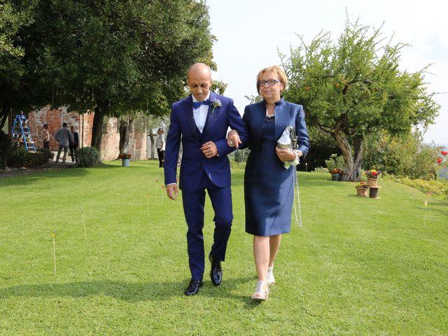 Il matrimonio di Matteo e Stefania a Ziano Piacentino, Piacenza 7