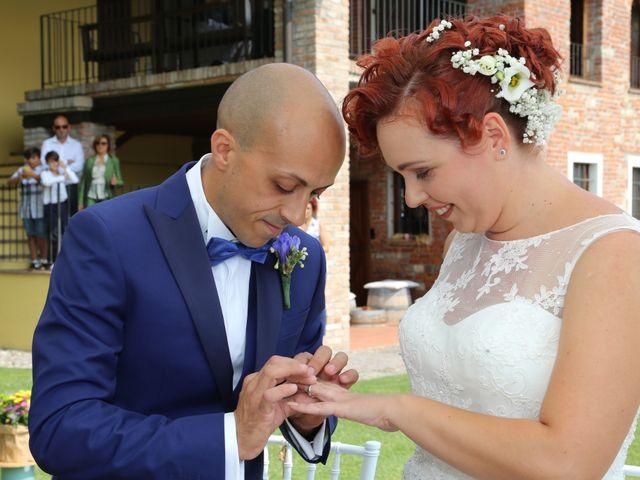 Il matrimonio di Matteo e Stefania a Ziano Piacentino, Piacenza 10