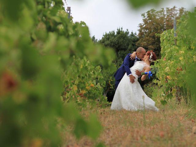 Il matrimonio di Matteo e Stefania a Ziano Piacentino, Piacenza 14